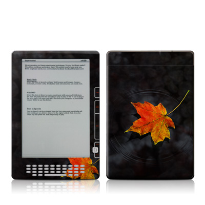 Kindle DX Skin - Haiku