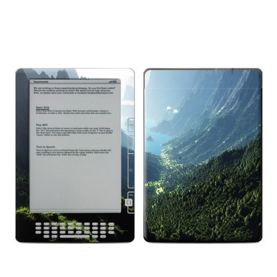 Kindle DX Skin - Highland Spring