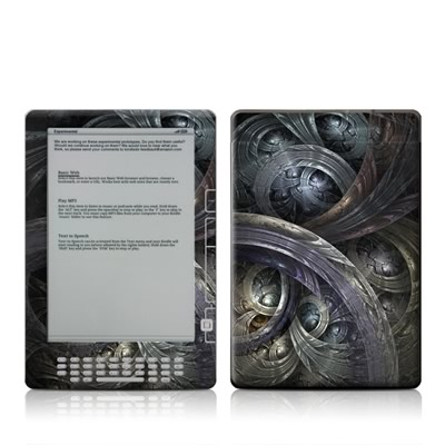 Kindle DX Skin - Infinity