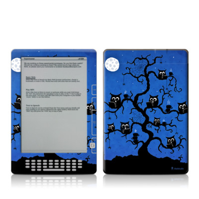 Kindle DX Skin - Internet Cafe