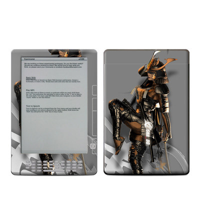 Kindle DX Skin - Josei 7