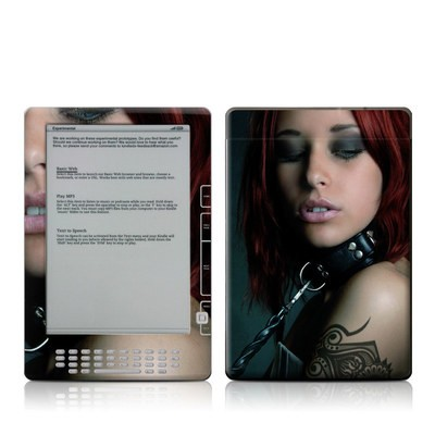 Kindle DX Skin - Leashed