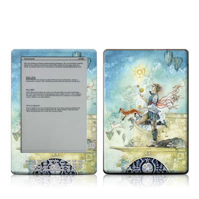 Kindle DX Skin - Libra