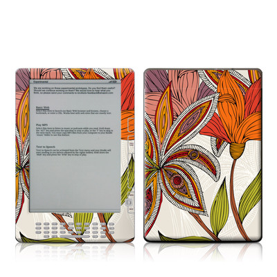 Kindle DX Skin - Lou
