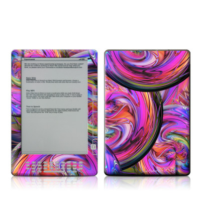 Kindle DX Skin - Marbles