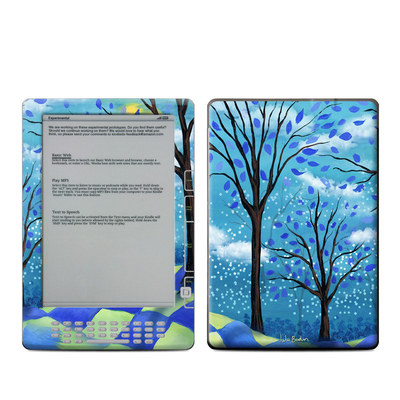 Kindle DX Skin - Moon Dance Magic
