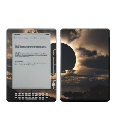 Kindle DX Skin - Moon Shadow