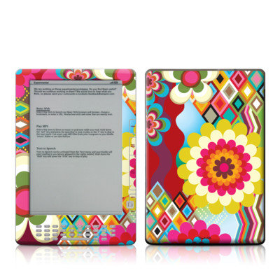 Kindle DX Skin - Mosaic