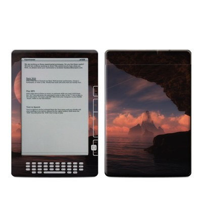 Kindle DX Skin - New Dawn