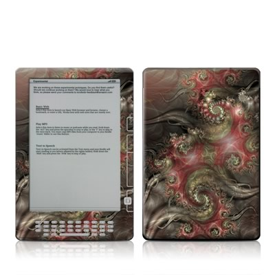 Kindle DX Skin - Reaching Out