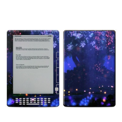 Kindle DX Skin - Satori Night