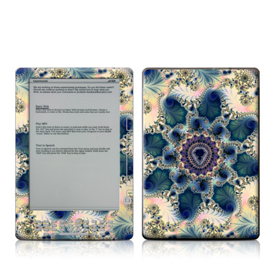 Kindle DX Skin - Sea Horse
