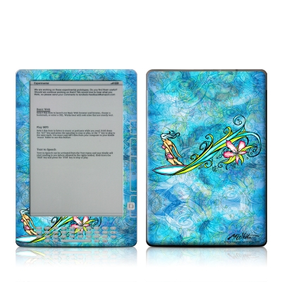 Kindle DX Skin - Soul Flow