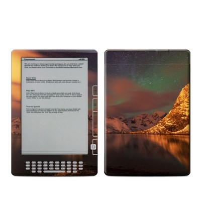 Kindle DX Skin - Star Struck