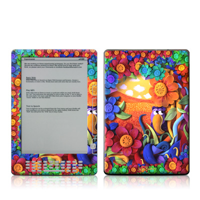 Kindle DX Skin - Summerbird