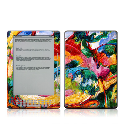 Kindle DX Skin - Tahiti