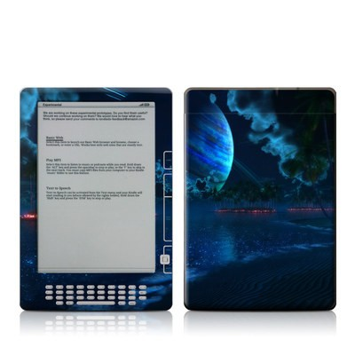 Kindle DX Skin - Thetis Nightfall