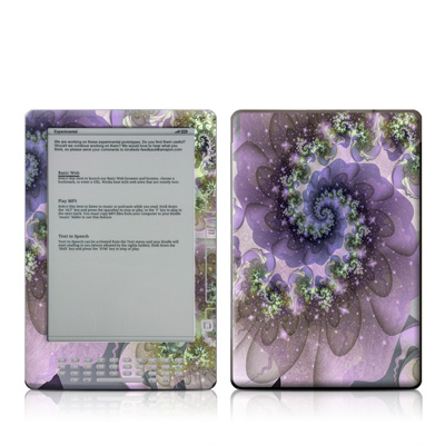 Kindle DX Skin - Turbulent Dreams
