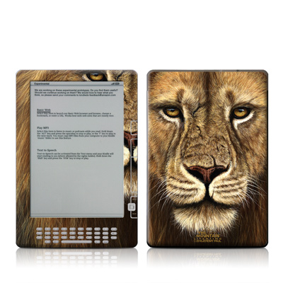 Kindle DX Skin - Warrior