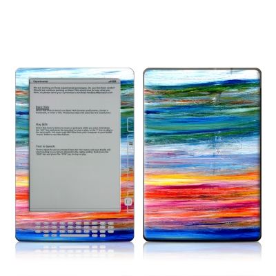 Kindle DX Skin - Waterfall