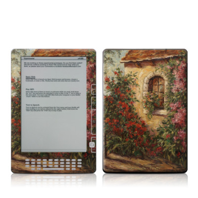 Kindle DX Skin - The Window