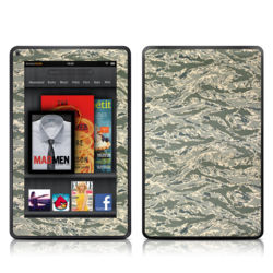 Kindle Fire Skin - ABU Camo