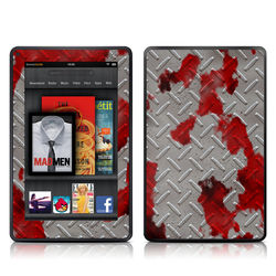 Kindle Fire Skin - Accident
