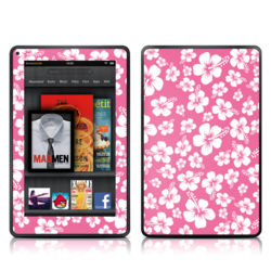 Kindle Fire Skin - Aloha Pink