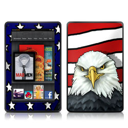 Kindle Fire Skin - American Eagle