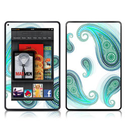 Kindle Fire Skin - Azure