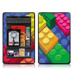 Kindle Fire Skin - Bricks