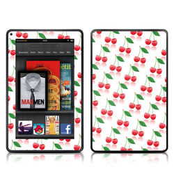 Kindle Fire Skin - Cherry
