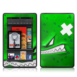 Kindle Fire Skin - Chunky