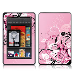 Kindle Fire Skin - Her Abstraction