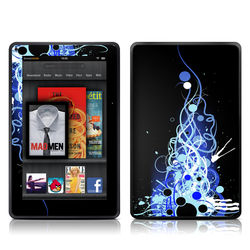 Kindle Fire Skin - Mardi Gras Nights