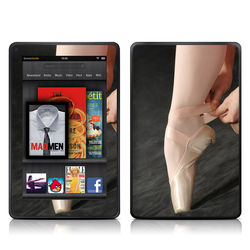 Kindle Fire Skin - On Pointe