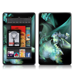 Kindle Fire Skin - Pixies