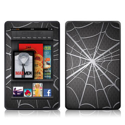 Kindle Fire Skin - Webbing
