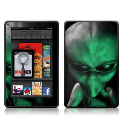 Kindle Fire Skin - Abduction