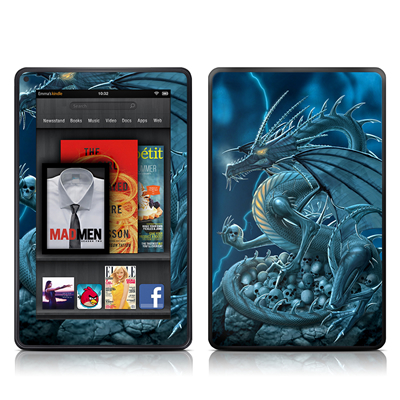 Kindle Fire Skin - Abolisher