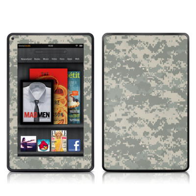 Kindle Fire Skin - ACU Camo