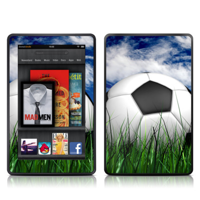 Kindle Fire Skin - Advantage