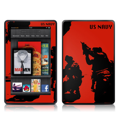 Kindle Fire Skin - Airborne