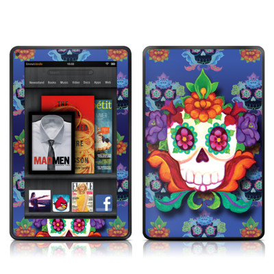 Kindle Fire Skin - Altar Skull