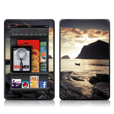 Kindle Fire Skin - Anchored