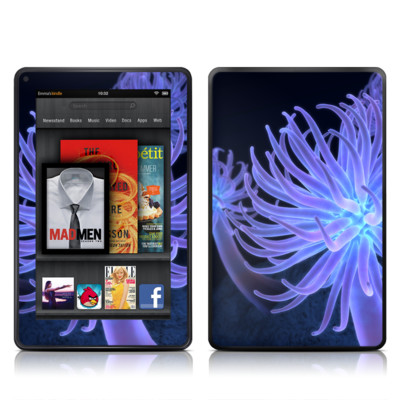 Kindle Fire Skin - Anemones