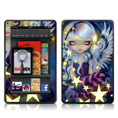 Kindle Fire Skin - Angel Starlight