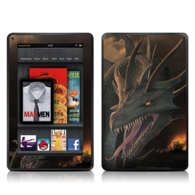 Kindle Fire Skin - Annihilator