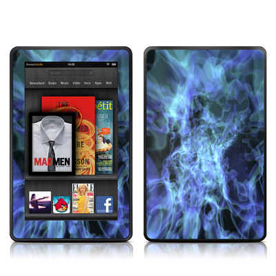 Kindle Fire Skin - Absolute Power