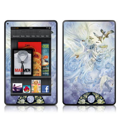 Kindle Fire Skin - Aquarius